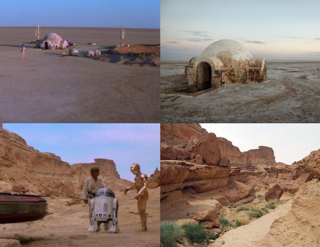 Tatooine Tunisia