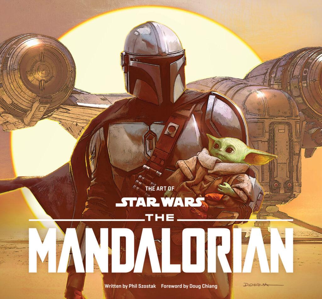 the mandalorian art of