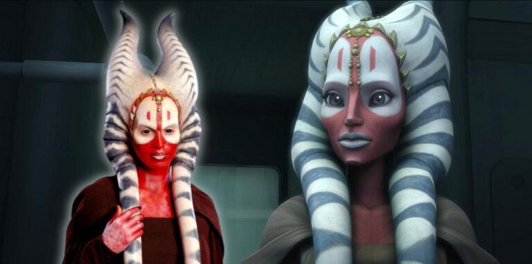 Shaak Ti: storia e curiosità della maestra Jedi togruta