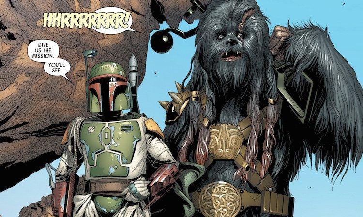 Darth Vader assolda i cacciatori di taglie