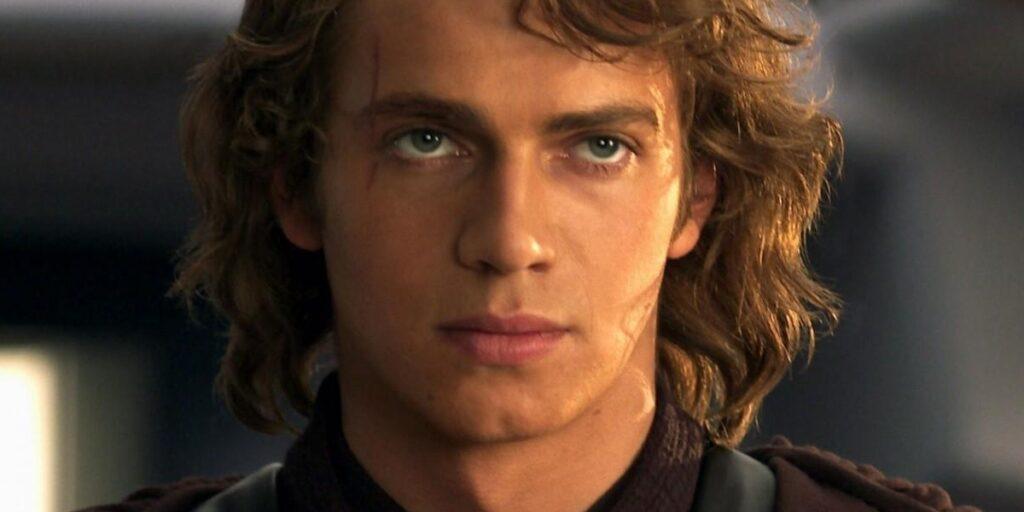 Anakin Skywalker hayden christensen