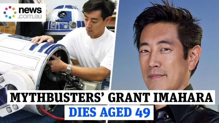 Morto Grant Imahara, storico volto di Mythbusters e membro di ILM