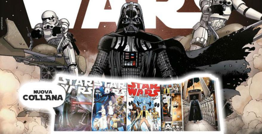 fumetti di star wars la gazzetta