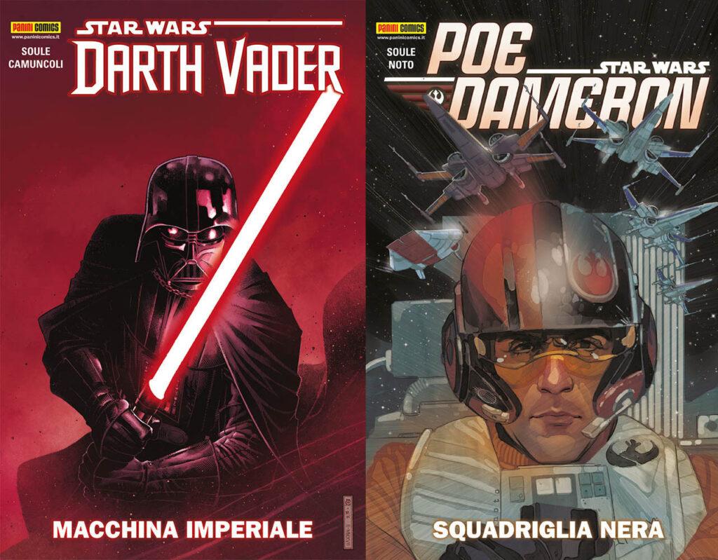 fumetti di star wars