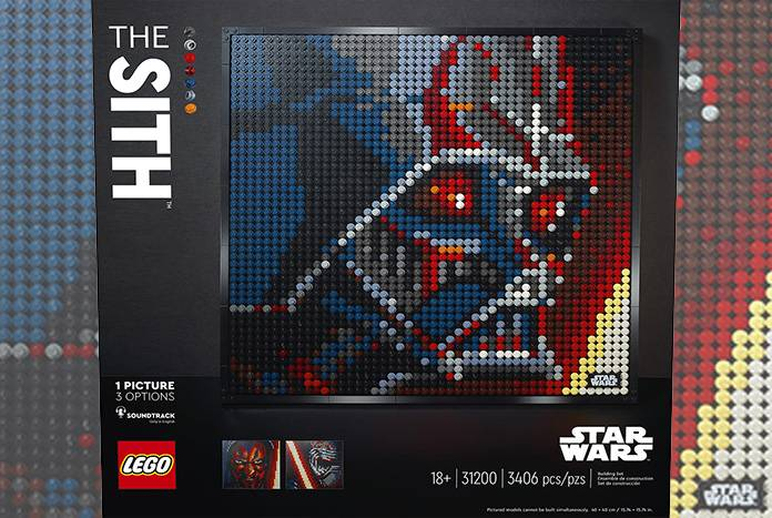 lego art star wars black friday