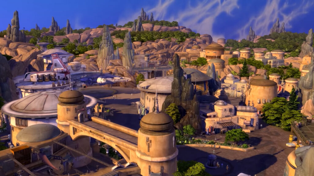 star wars batuu screencap
