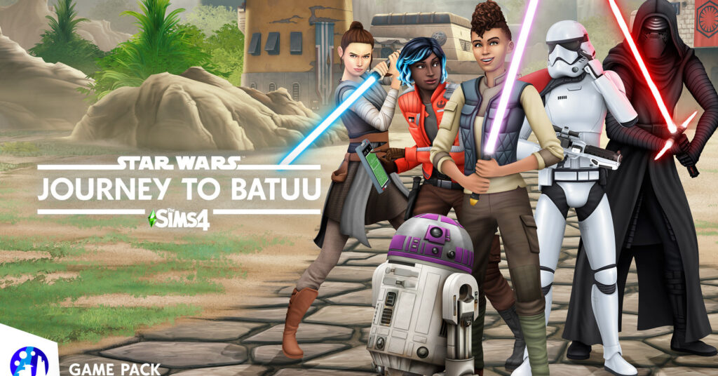 prime day star wars journey batuu sims