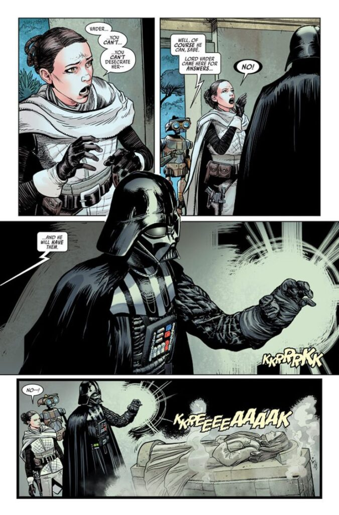 vader e padme