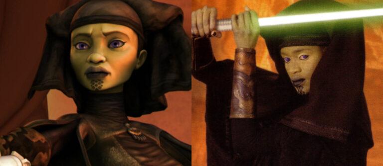 Luminara Unduli: storia e curiosità sulla maestra Jedi mirialana