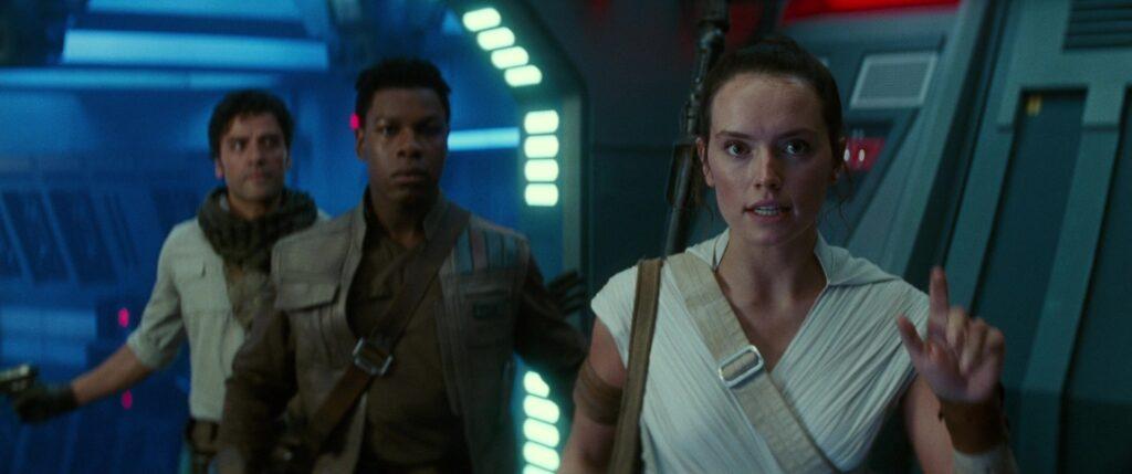 stormtrooper rey ascesa skywalker