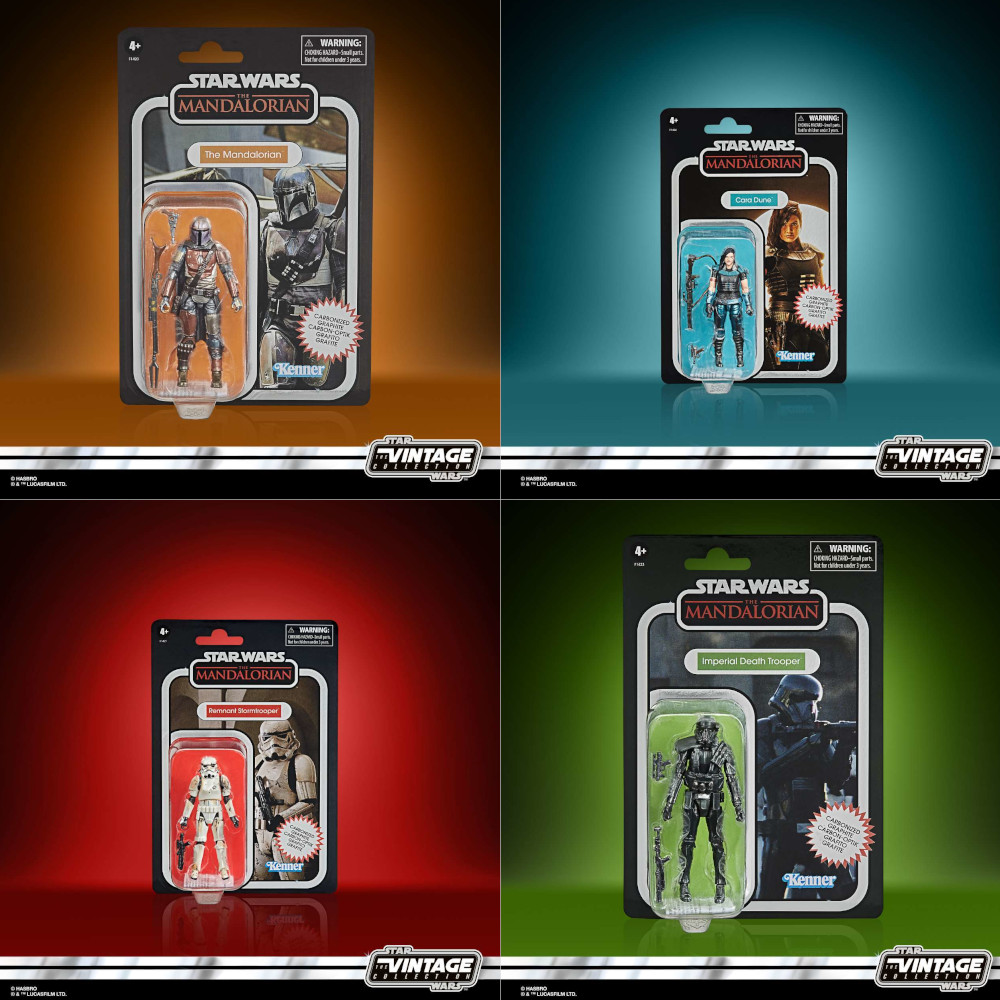 The Vintage Collection The Mandalorian