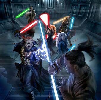 duel on tython