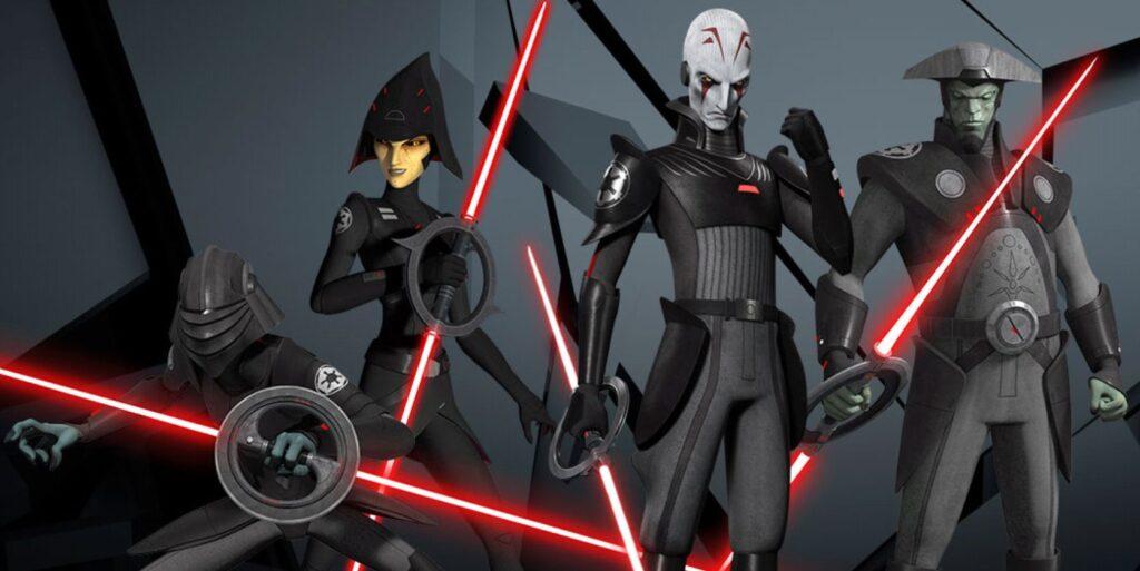 inquisitori rebels