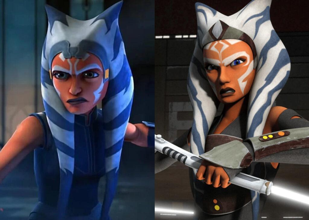 ahsoka rebels clone wars
