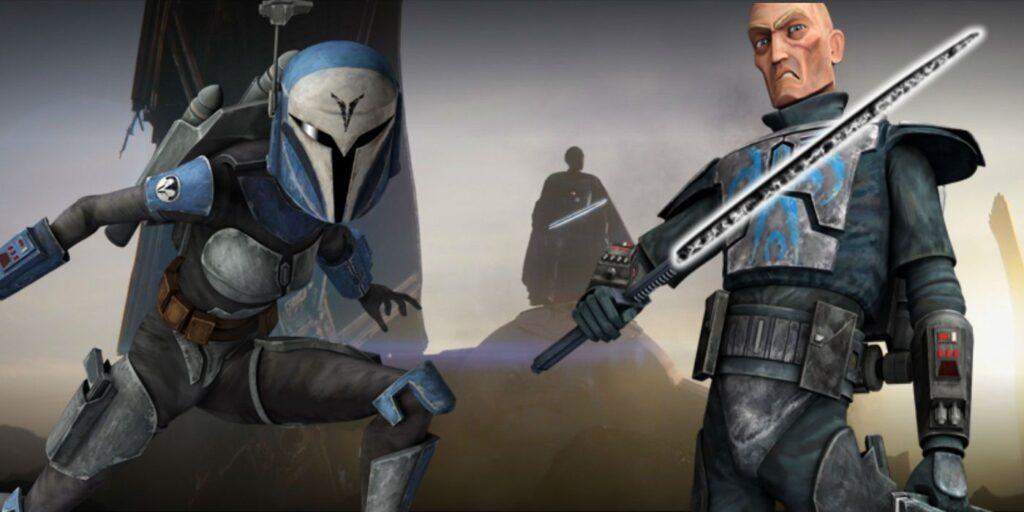 darksaber spada laser star wars