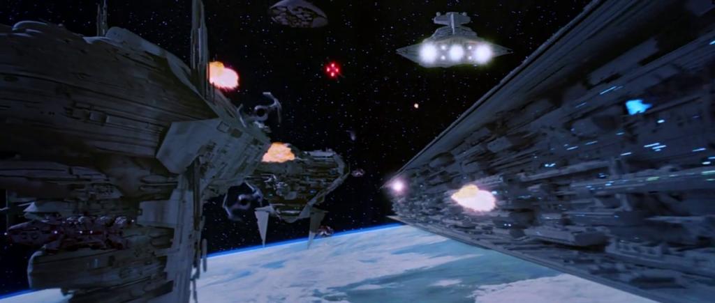 star wars endor