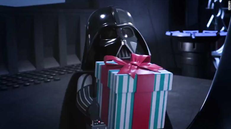 Darth Vader nel LEGO Star Wars Special