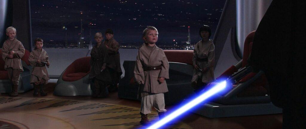 La purga dell'Impero al tempio Jedi