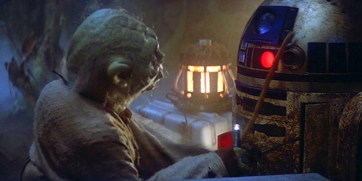 Yoda riconobbe R2-D2 su Dagobah: ecco la conferma