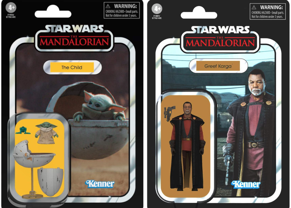 mando mondays action figure