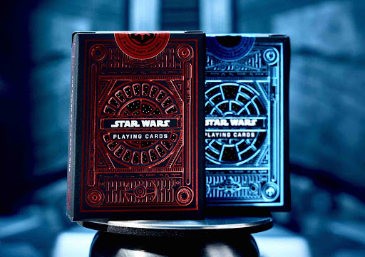carte da gioco star wars