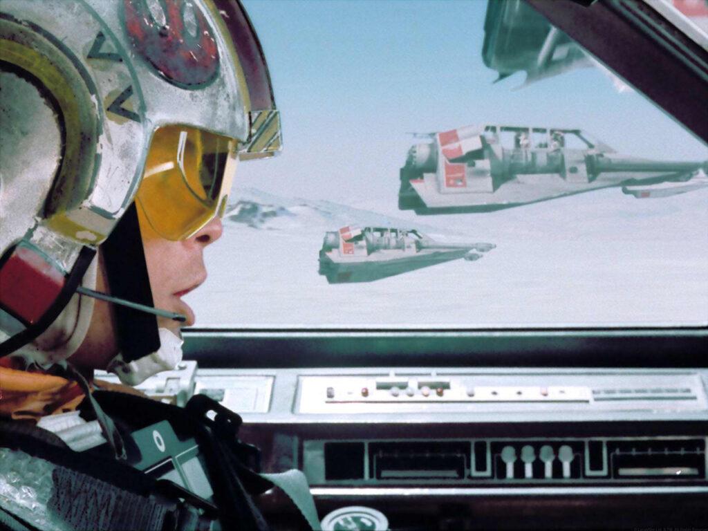 rogue squadron in star wars episodio v
