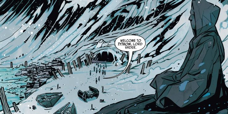 Tython in Doctor Aphra