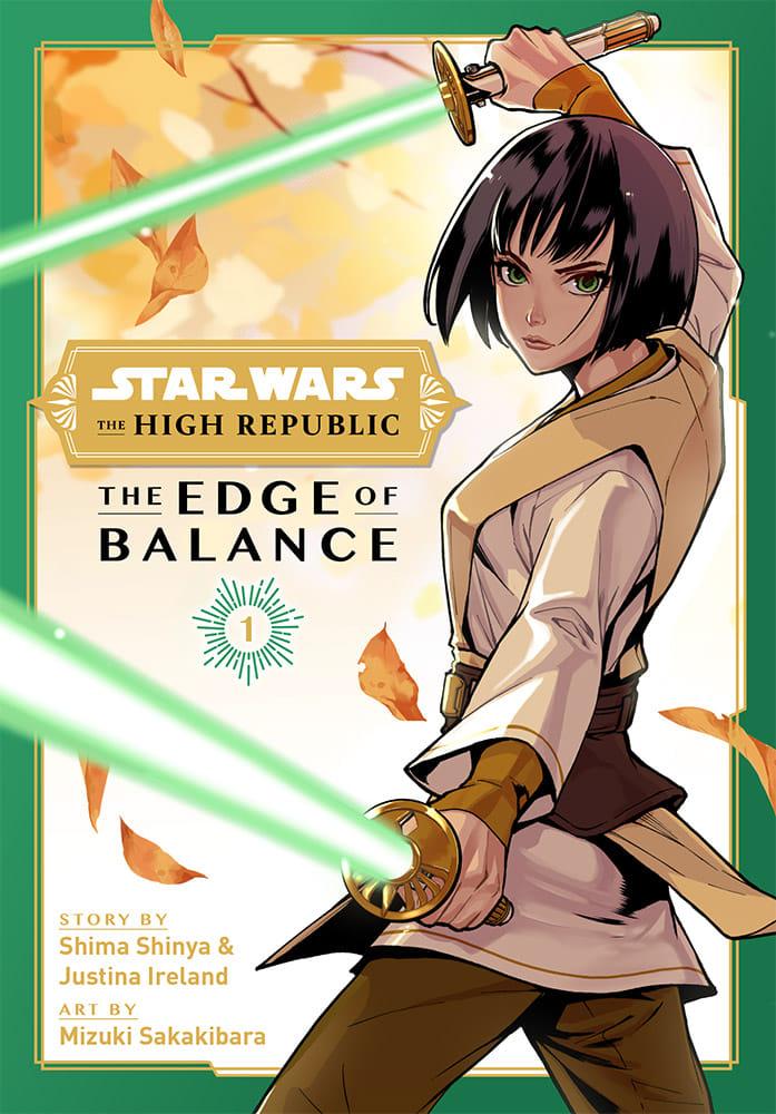 copertina manga the edge of balance