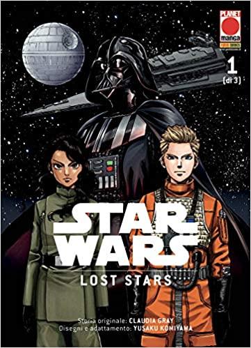 lost stars manga