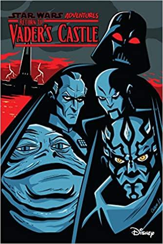 star wars adventures return to vader's castle