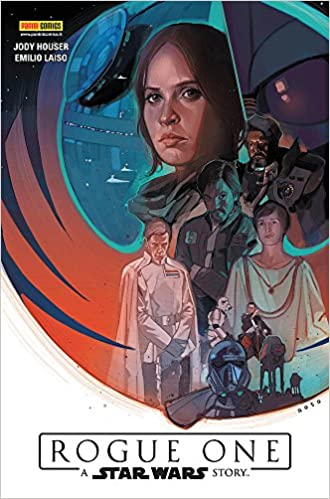 rogue one fumetto