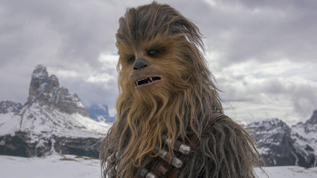 chewbacca età in star wars