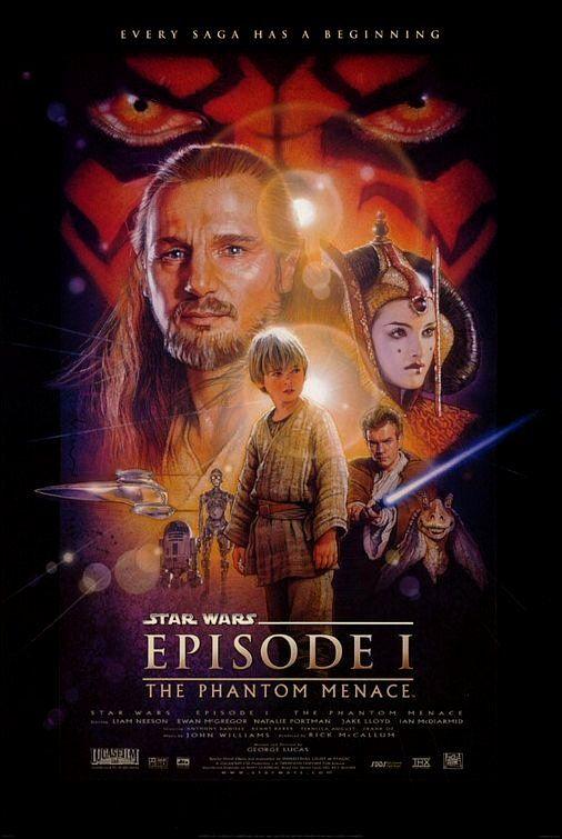 timeline film star wars