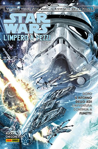 star wars timeline l'impero a pezzi