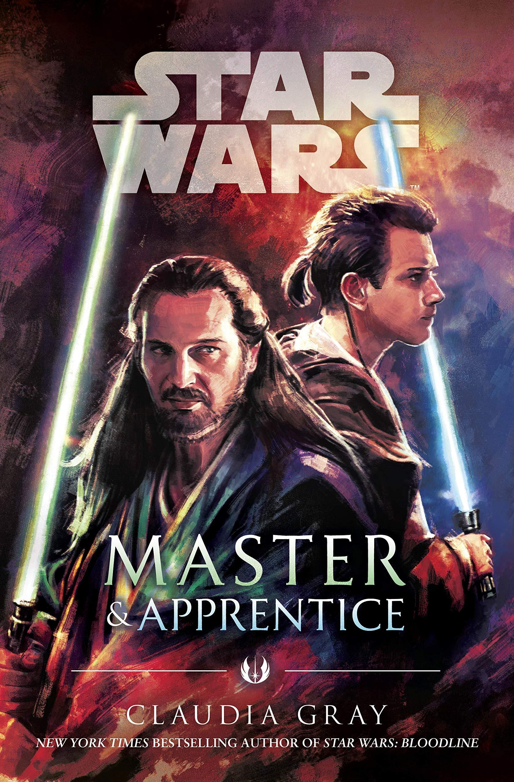 romanzo master & apprentice