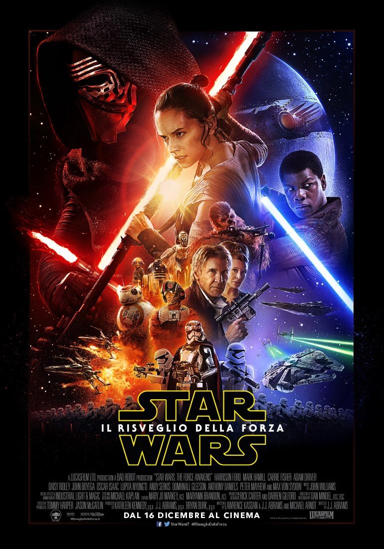 episodio vii star wars poster