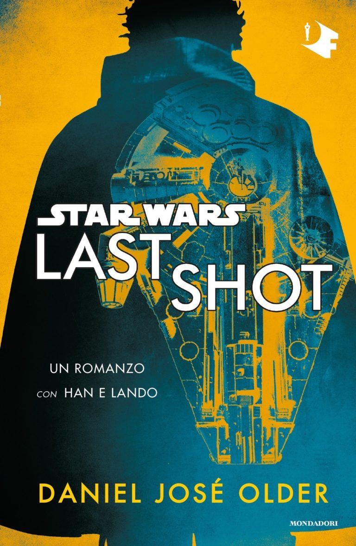 romanzo star wars last shot