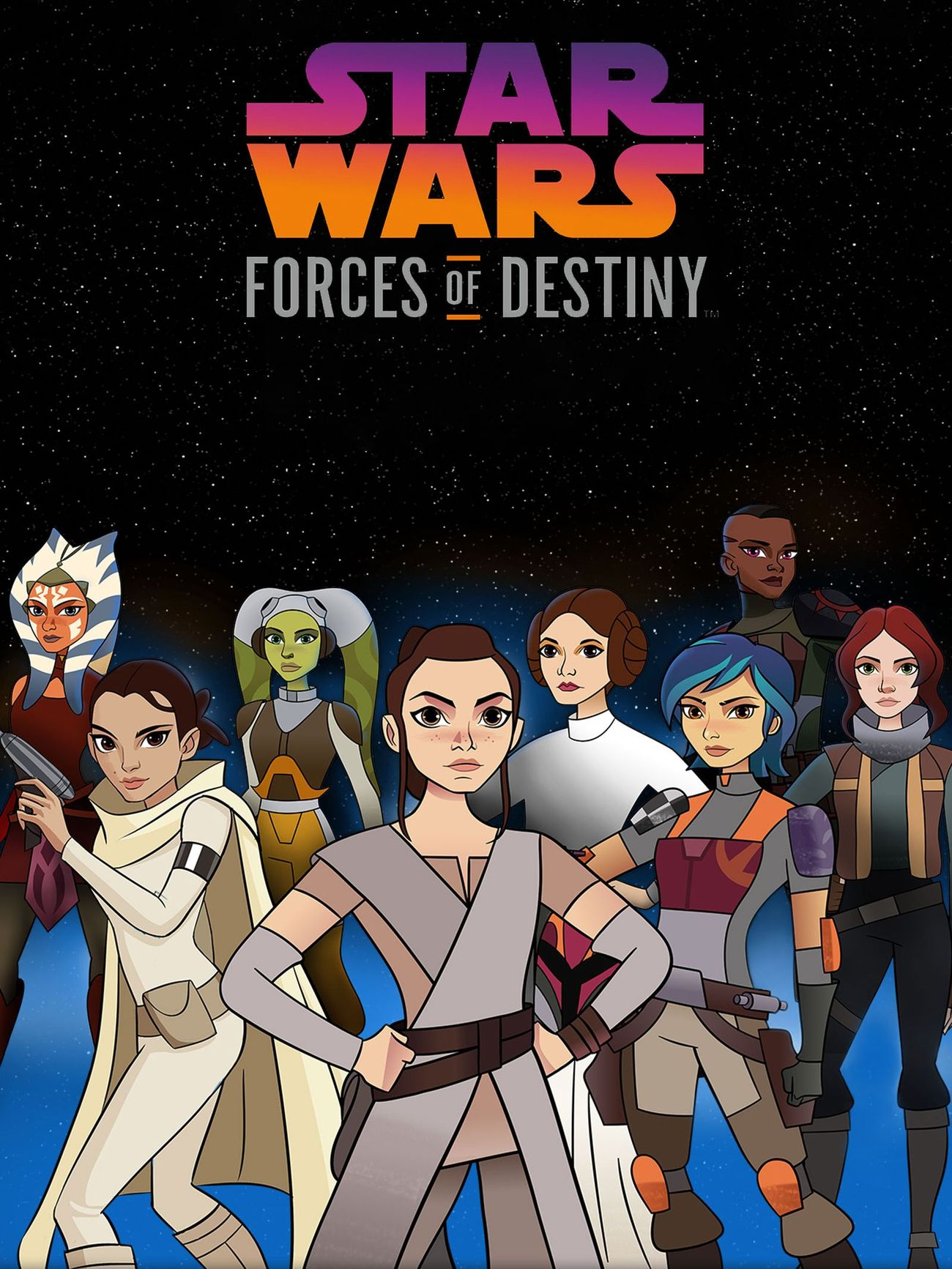 forces of destiny webserie