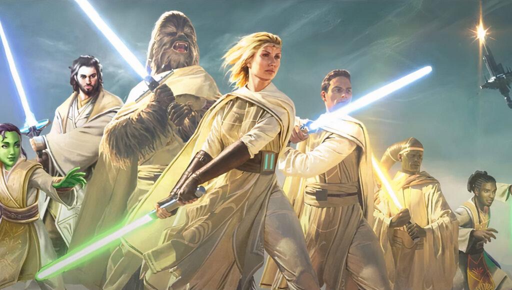 romanzi di star wars light of the jedi recensione