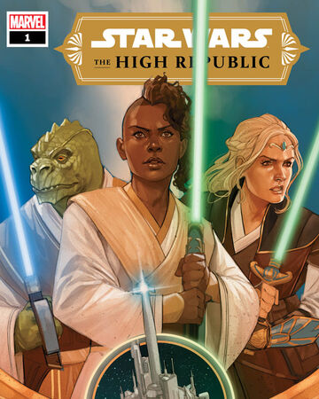 high republic fumetti