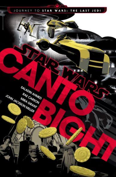 libro di star wars canto bight