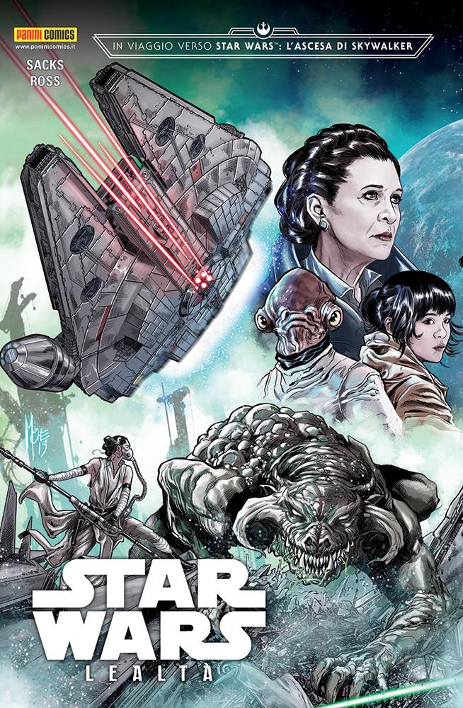 lealtà fumetto star wars