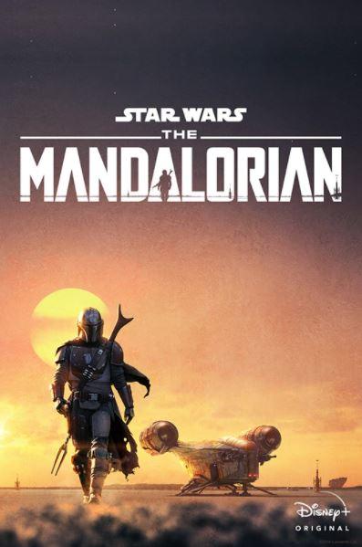 Poster di The Mandalorian
