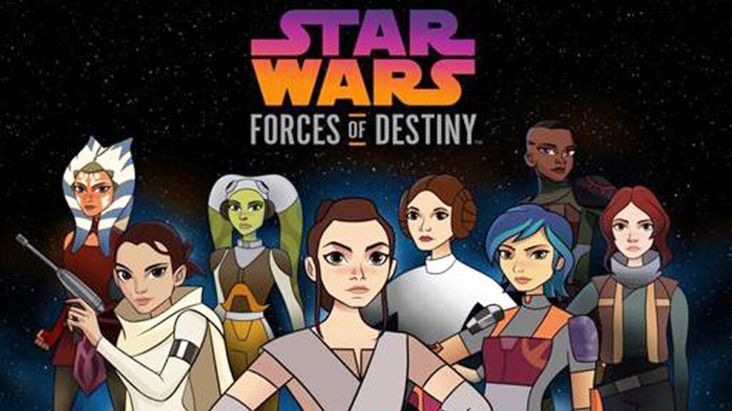 forces of destiny protagoniste