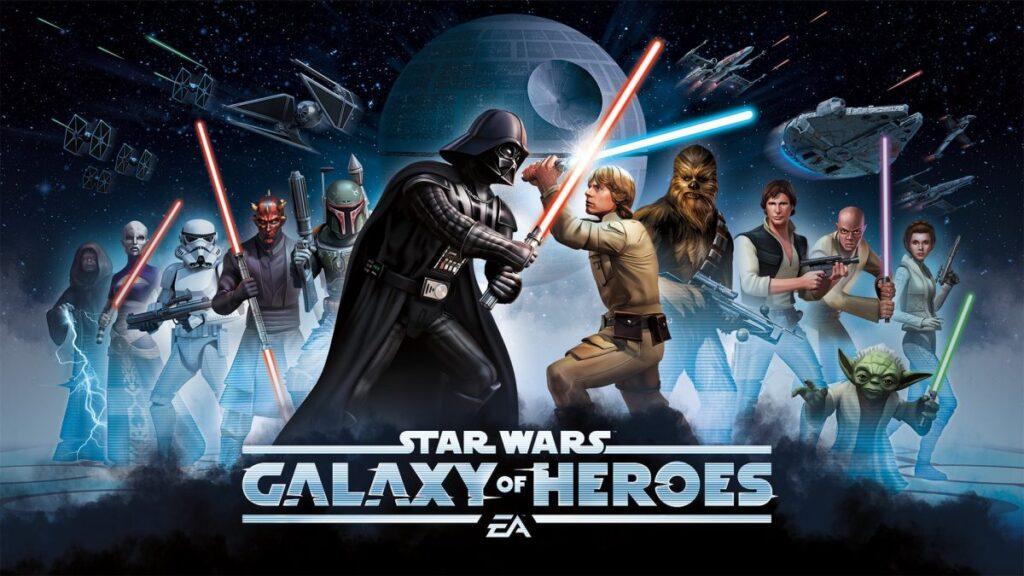 videogiochi di star wars