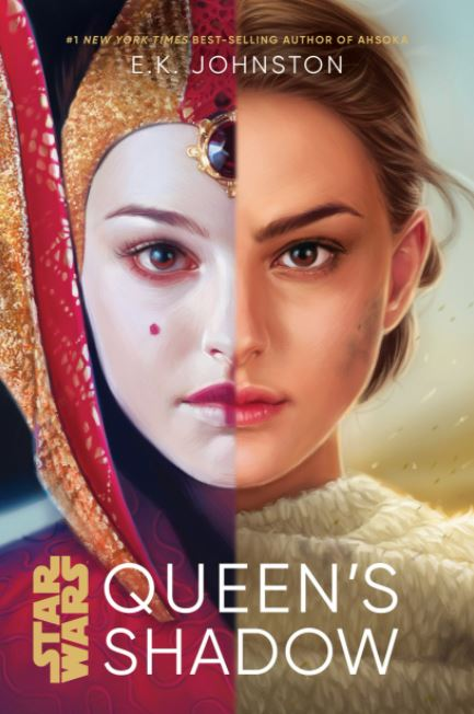 queen's shadow romanzo
