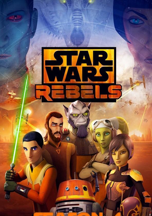 rebels serie animata