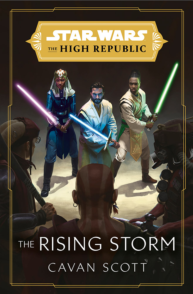 the rising storm high republic