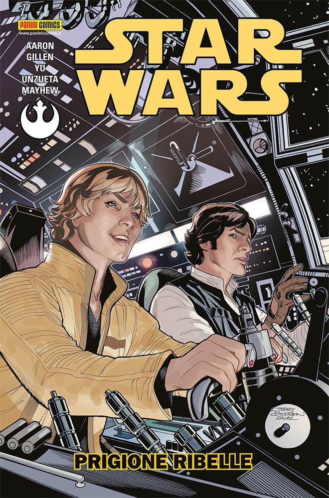 volume a fumetti star wars