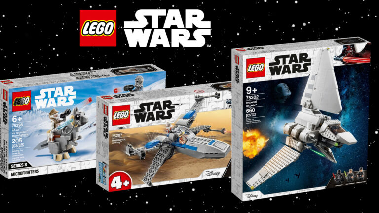LEGO Star Wars: ecco 6 set al 20% di sconto su Amazon!
